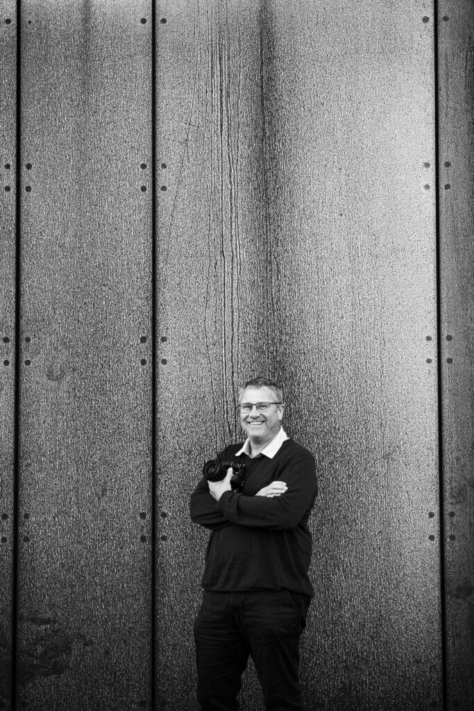 Ralf Hermle - Selbstportrait